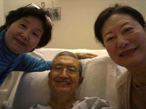 인수 오빠, 윤명언니와 카이저 병원에서