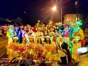 12-1-2018 Montrose Christmas parade