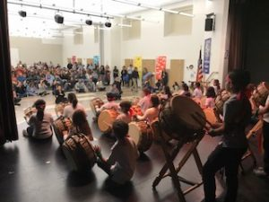 2017 Porter Ranch Community School -Samulnori sponsored by Korean Cultural Center & Rhythms of Korea