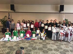 Asian Pacific American Cultural Festival by Senator Anthony Portantino