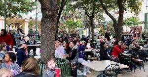 Disneyland California Adventure, Audience