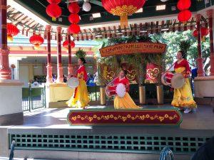 Janggo Chum by Audrey Shim, Irene Kim & Kaitlyn Kim at Disneyland