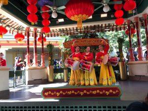 Janggo Chum by Audrey Shim, Irene Kim & Kaitlyn Kim at Disneyland ending