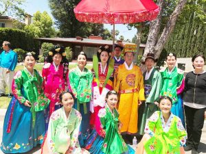 Korean Royal Wedding Parade