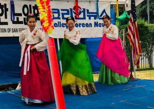 LA Arirang at KASCA Korean Senior Citizen's As