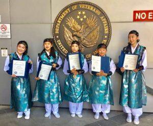 Lesley Kim, Dorin Kim, Nicole Kim, Jessie Lee & Hannah Lee copy