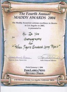maddy-award