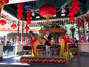 Nanta at Disneyland by Audrey Shim, Joshua Keck & Kaitlyn Kim