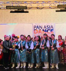 Nanta team won Platinum award