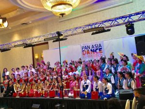 Pan Asia Dance Competition, All