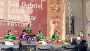 String Ensemble -San Gabriel Lunar New Year